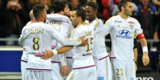 Lyon start met ruime zege in Stade des Lumières