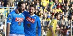 Napoli pakt koplopersstokje overtuigend af van Inter