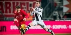 """Schilder: """"Twente kan niet denken aan contracten"""""""