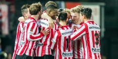 Elftal gaat in ieder geval niet Eredivisie in met Sparta
