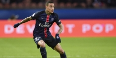 Scorende Van der Wiel wint met Paris Saint Germain