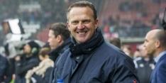 """Vd Brom trots op transfers: """"Geweldig voor reputatie"""""""