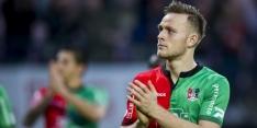 """Kane naar Groningen: """"Faber heeft grote impact gehad"""""""