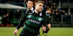 Groningen zonder De Leeuw, Tibbling wissel tegen Roda