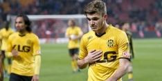 Roda verlengt contract Werker, PEC bindt Van Wijnen