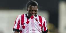 """PSV'er Sanoh naar RKC: """"Ze spelen in mooi stadion"""""""