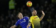 Chelsea en Watford weer in evenwicht, Everton wint