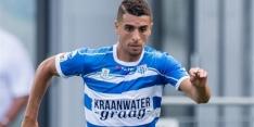 """Mokhtar: """"Werden spelletjes gespeeld bij FC Twente"""""""