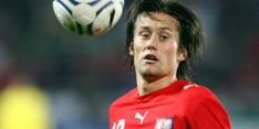 Tsjechische legende Rosicky zet punt achter voetballoopbaan