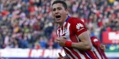 Atlético zonder problemen naar de laatste vier in Copa del Rey