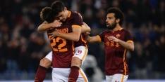 AS Roma neemt in slotfase afstand van Carpi