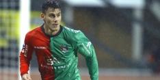 NEC houdt nieuwe verdediger tot 2019 in huis