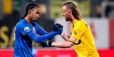 Cabral legt kwestie over aflopend contract bij Twente neer