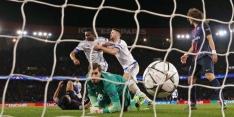 Buffon dirigeert Trapp naar de uitgang, drukte verwacht bij PSG