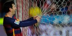 Twee fraaie mijlpalen bij eenvoudige winst Barça