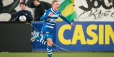 """Dekker scoort voor Zwolle: """"Het is voor mij ook nieuw"""""""