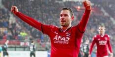 AZ bevestigt onderhoud tussen Spurs en Janssen