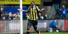 Vitesse heeft Nakamba daags voor 'Feyenoord' terug