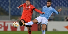 Lazio schakelt Sneijder uit, Valencia plet Ajax-doder