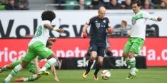 Neuer en Lewandowski helpen Bayern langs Wolfsburg