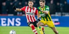 PSV definitief zonder Moreno in Johan Cruijff Schaal