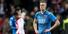 Henriksen praat met Hull City en ontbreekt tegen NEC