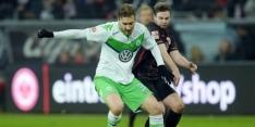 Wolfsburg beschouwt 'experiment Bendtner' als mislukt