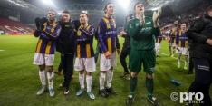 FC Utrecht maakt pas laat einde aan sprookje VVSB