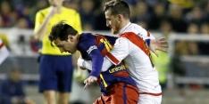 Messi leidt Barça met hattrick naar doodsimpele zege