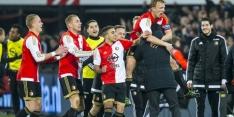 """Van Bronckhorst: """"Zegereeks zonder Kuyt goed vervolg geven"""""""