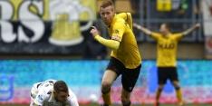 Excelsior-debuut lonkt voor Van Duinen tegen Roda
