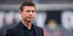 """Tomasson bouwt trainerscarrière op: """"Zonder Hollandse ziekte"""""""