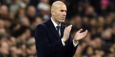 """Zidane beschikt over Ronaldo: """"Uitschakeling is een ramp"""""""