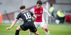 Ajax mogelijk zonder Younes in voorronde Champions League