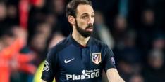 Zowel goed als slecht nieuws bij Atlético Madrid