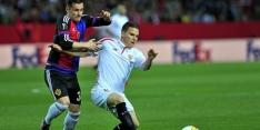 Sevilla en Dortmund door, Fenerbahçe kleurt rood