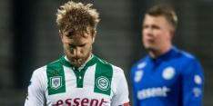 Lindgren verkiest terugkeer naar Zweden boven Groningen