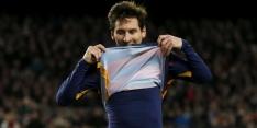 Messi legt verklaring af in slepende belastingzaak