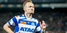 """Twente-degradatie komt Diemers goed uit: """"Dan blijf ik"""""""