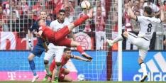 Wereldgoal Ribéry volstaat voor Bayern, klap voor Schalke