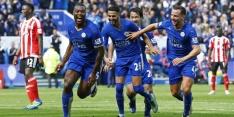Leicester verlengt contract van aanvoerder Wes Morgan