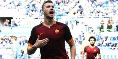 AS Roma zonder Strootman overtuigend langs AC Milan