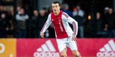 Jonge verdediger tekent eerste contract bij Ajax