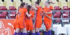 Oranje-dames tegen Duitsers, vrouwenliga moet groeien
