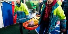 Roda-rechtsback Dijkhuizen scheurt kruisband af