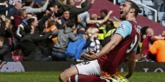 West Ham United maand zonder geblesseerde Carroll
