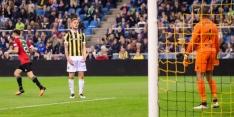 "Van der Werff na eigen doelpunt: ""Dit is heel lullig"""