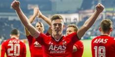 'Torino dicht bij het aantrekken AZ-middenvelder Henriksen'