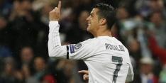 Real start met Ronaldo, Touré in basis bij City
