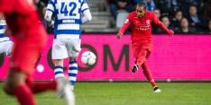 """Cabral: """"Ziyech en ik hebben FC Twente op slot gezet"""""""